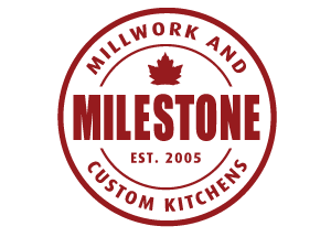 Milestone Millwork & Custom Kitchens - Kitchen Cabinet Designers, Manufacturers and Remodellers