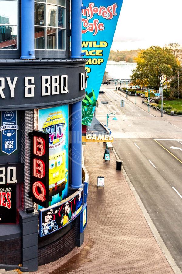 Niagara Distillery & BBQ, Niagara Falls