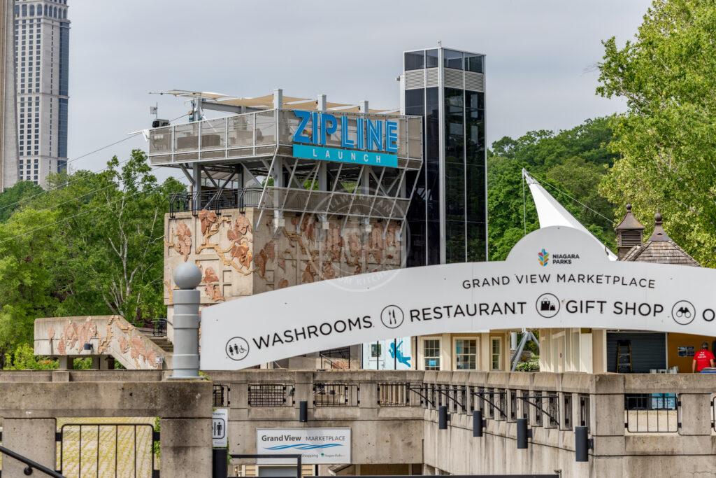 Zipline, Niagara Falls - Milestone Millwork & Custom ...